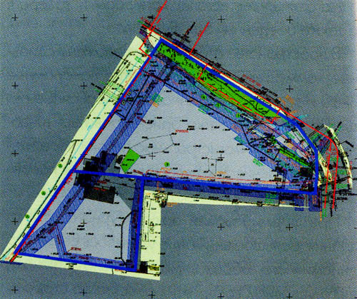 2. Существующее положение и схема планировочных ограничений .