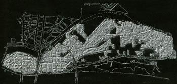 Существующая территория. Маскаяка и исторический центр города