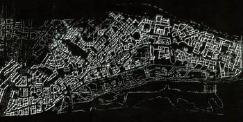 """Аналитическая версия """"сетки-матрицы"""". Выявление основного композиционного потенциала, формирование пространственной структурной индивидуальности, создание собственного имиджа"""