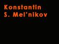 «Konstantin S. Mel'nikov», Skira, Милан, Италия, 1999 г.