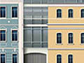 Смотреть проект административного здания в Таганском районе Москвы, ЦАО