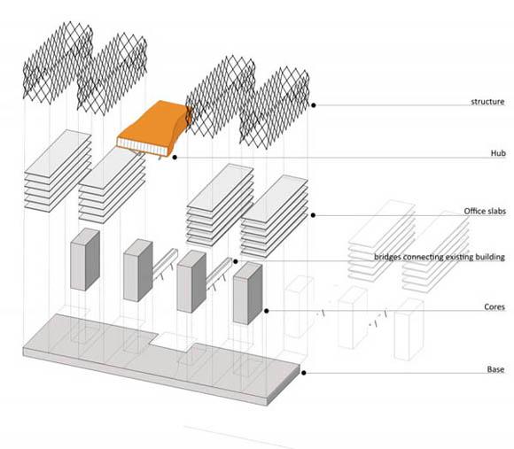 <br><br>При проектирования для компании A-Lab приоритетом является человеческий фактор.  Критериями данного проекта были безотходность и визуальное облегчение объема, в следствии чего обеспечиваются эффективное и безопасное рабочее пространство, улучшение коммуникаций и гибкая планировка.<br><br><br>