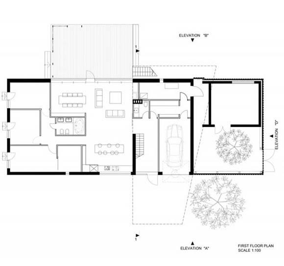 <i>first floor plan</i><br> <br> <br>