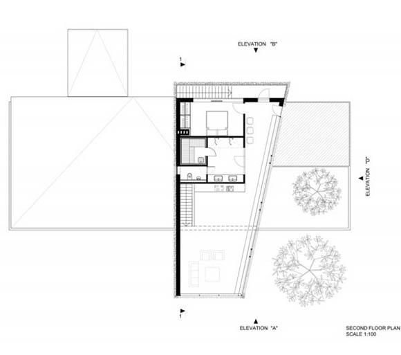 <i>second floor plan</i><br> <br> <br>