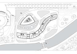<br>  It should be noted that the Bureau SPeeCH this project - not the first experience of cooperation with a group Kempinski. This hotel operator architects under the leadership of Sergey Choban and Sergei Kuznetsov already designed for hotels in Nizhny Novgorod and Kiev and standards for network knows very well. This is largely allowed them to focus their main attention on the architecture of a multipurpose complex, think about every detail of his visual connection with the historic and natural environment and create a project that ideally suited the character and mood of the Belarusian capital. <br>  <br>  Text: Anna Martovitsky <br>  <br>  Source: www.agency.archi.ru