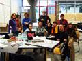 Master-class, jury «World way of living. VIII Workshop»