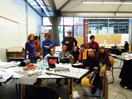Ecole d'architecture de Lille, France.