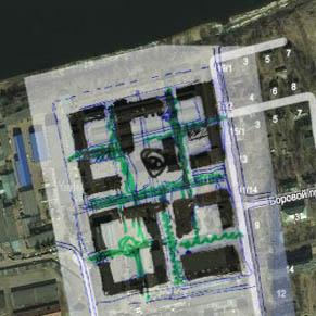Жилой квартал в границах улиц: ул.Маршала Захарова, ул.Маршала Буденого, ул.Рихарда Зорге. г.Тверь