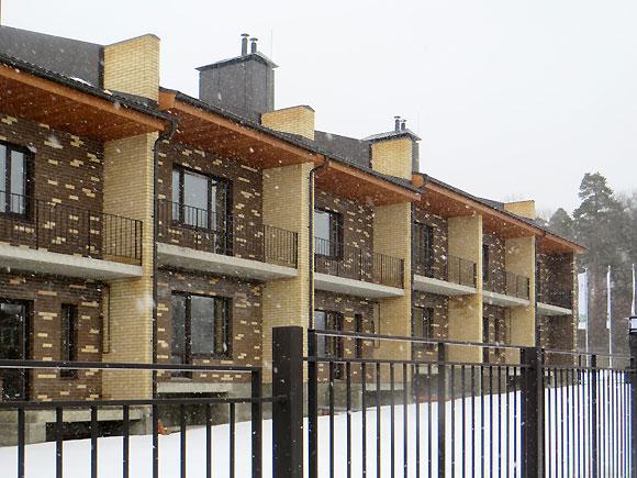Группа малоэтажных блокированных домов г.Красноармейск.Рабочая документация