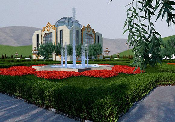 Завершен проект эскиза застройки зоны производственного назначения по адресу: Туркменистан