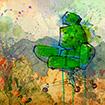 Кресло-кактус