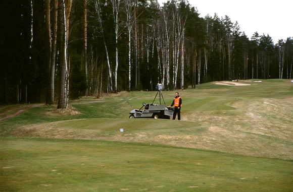 <i>Поля для гольфа</i>