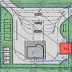 Проектное предложение по размещению автомойки на территории автозаправочного комплекса