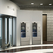 Design-project of Sobinbank entrance