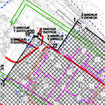 Urban development plans of land in the urban village Povarovo, a neighborhood