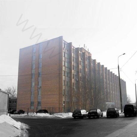 Здание на улице 2-я Мытищинская - фотофиксация