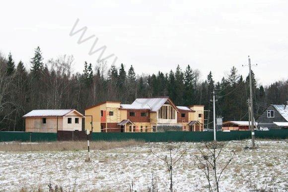 Строительство гостиницы в КСК Эквиторус, вид 6